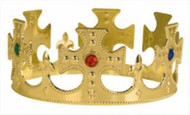 Plastic Jewel Crown