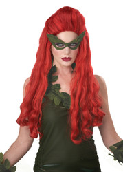 Lethal Beauty Red Wig
