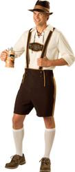 Bavarian Guy Mens Oktoberfest  Costume