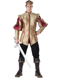 Theatrical Renaissance Prince Costume