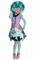 Honey Swamp Monster High Girls Costume