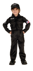 Swat Police Child Costume