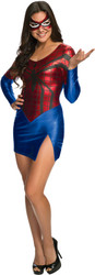 Marvel SpiderGirl Dress Costume