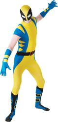 Marvel Wolverine 2nd Skin Costume