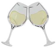 White Wine Summer Glasses
