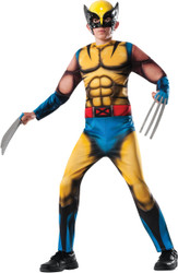 Wolverine X-Men Kids Muscle Costume