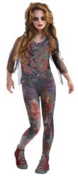 Girls Zombie Dawn Costume