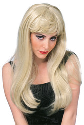 Long Glamour Wig in Blonde