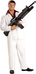 Scarface Tony Montana Inflatable Machine Gun Weapon
