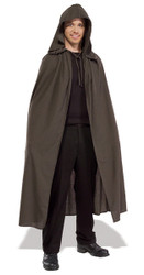 Brown Lord of the Rings Elven Cloak