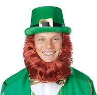 St. Patrick's Day Leprechaun Getup