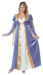 Elegant Empress Ladies Plus Costume