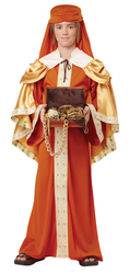 Gaspar King of India Children's Costume