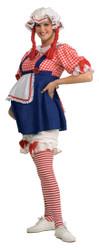 Maternity Rag Doll Costume
