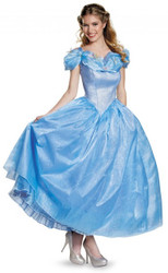 Ladies Plus Cinderella Movie Costume
