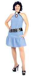 Betty Rubble Flintstone Plus Size Halloween Costume