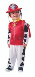 Fireman Marshall Paw Patrol Costume