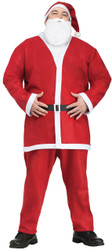 Plus Size Pub Crawl Santacon Santa Suit