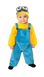 Toddler Minions Movie Bob Costume