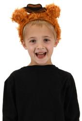 Fozzie Bear Fuzzy Headband