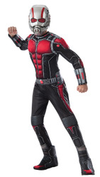 Ant-Man Kids Deluxe Muscle Costume