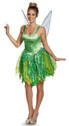 Ladies Disney Tinkerbell Prestige Costume