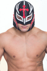 Mexican Wrestler Cross Mask