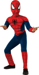 Ultimate Spider-Man Kids Deluxe Costume