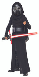 Kids Kylo Ren Star Wars Force Awakens Costume