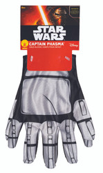 Kids Captain Phasma Star Wars Force Awakens Gloves