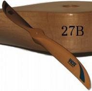 27B wood propeller