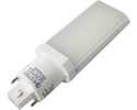 ESPEN VERTICAL COMPACT LED REROFIT BULB PROVISION LAMP - CLD18WH/840-ID