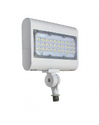Westgate LED Floodlight with Knuckle - LF3-WH-50WW-KN