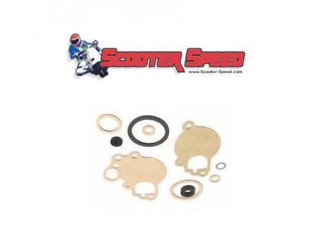 Dellorto SI Carburetor Rebuild Gasket Set (C55-92060000)