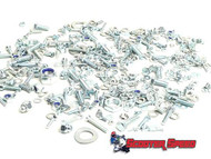 Lambretta Hardware Kit Body Jockeys Zinc (DW-JB006)