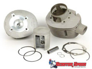Vespa MALOSSI 210cc Racing Cylinder Kit w/head (I0-O3113764)