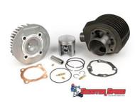 Vespa Cylinder Kit 166cc MALOSSI MK III w/head (DW-31171810)