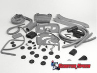 Lambretta Body Rubber Kit Casa LIS/SX/TV - Grey S3 (B66-8013724)