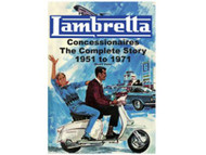 Lambretta Concessionaires Complete Story Book (DC-3332513)