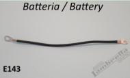 Lambretta Wire Ground Battery Casa (89-E143)