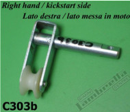 Lambretta Side Panel Internal Roller Right Casa S3 (85-C303B)