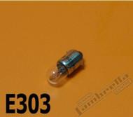 Lambretta  Speedometer Bulb BA9S 12V 2.5W Casa (143-E303)