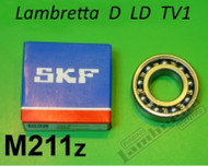 Lambretta Bearing 6205 LD/Clutch TV S1 Crankshaft Casa (LD23-M211z)