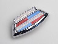 Lambretta Badge Horn Casting Innocenti Gold S2-3 Casa (9004-C182G)