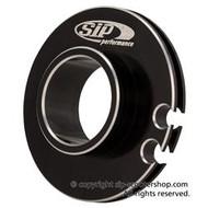 Vespa Headset Gear Spindle Short Shift CNC Black SIP PX/T5/Stella (8015-13978620)