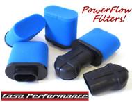 Lambretta Air Filter System PowerFlow Casa Pro - 55mm (135-X63A)