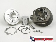 Vespa Cylinder Kit 177cc PINASCO w/head Cast Iron (DW-80500000)