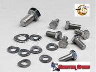 Lambretta Flywheel Cylinder Cover Hardware Kit MRB (J167-MBP0211K)