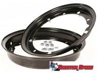 Vespa SIP 10 inch Wheel/Rim - Black (A0-81033000)