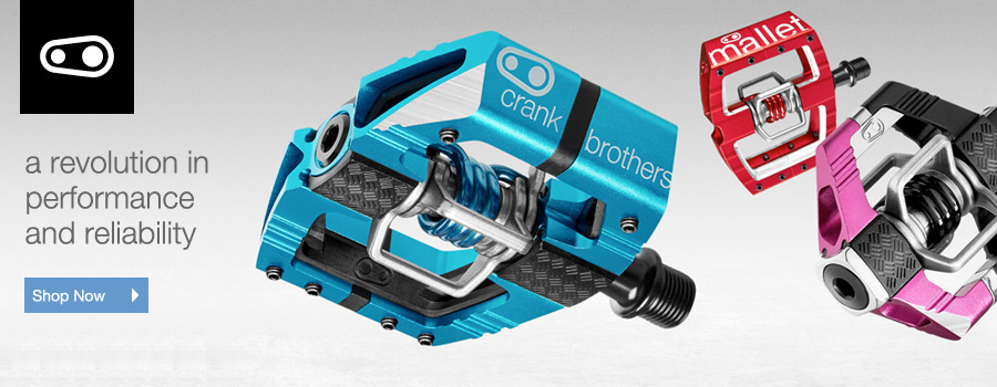Crank Brothers Pedals
